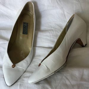 Gucci Shoes - Rare Vintage Gucci Kitten Heels